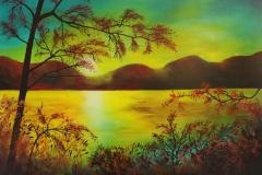 118 Herbstlicht 70 x 50